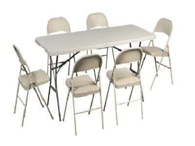 Những lý do khiến bạn chọn bàn ghế ngoài trời bằng nhựa