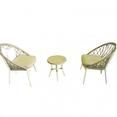Bộ bàn ghế mây đan-cit207