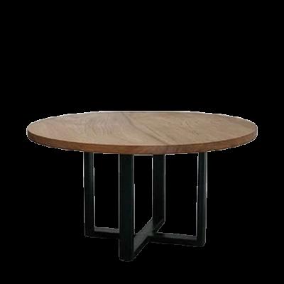 Mặt bàn ăn tròn bằng gỗ cao cấp