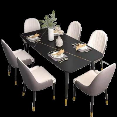 Bàn ghế gia đình, 6 ghế