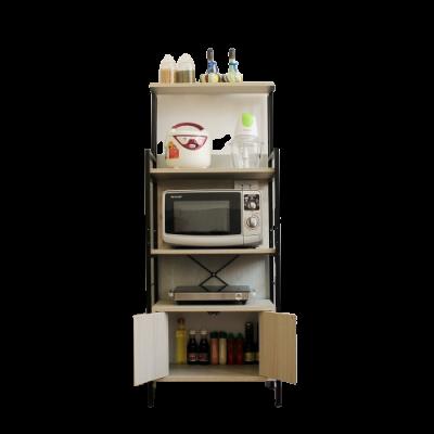 Kệ tủ bếp gỗ 5 tầng nội thất gia đình chất lượng cao