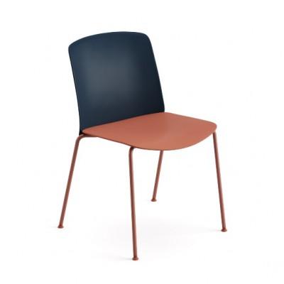 Ghế nhựa xếp chồng