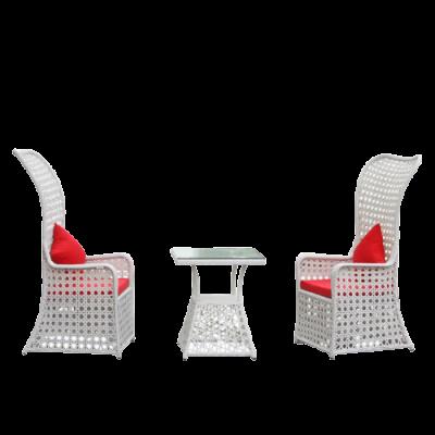 Bàn ghế nhựa mây sân vườn biệt thự