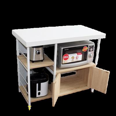 Tủ bếp gỗ 2 cánh đa năng tiện lợi