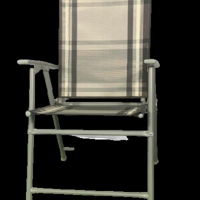 Cung cấp ghế xếp lưới textilene khung inox
