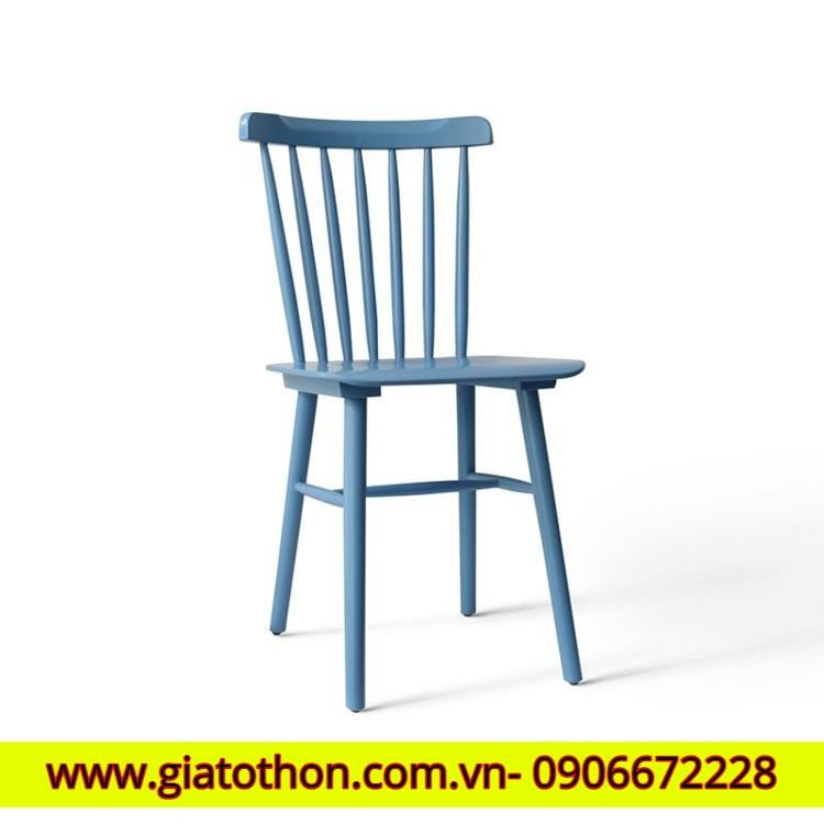 bần ghế gỗ phòng ăn