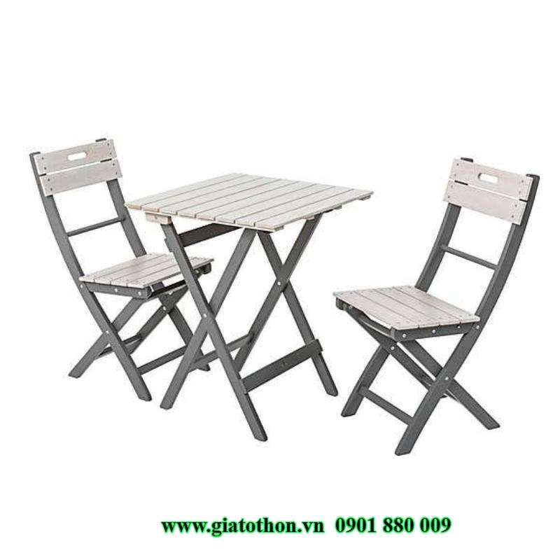 bàn ghế ngoài trời