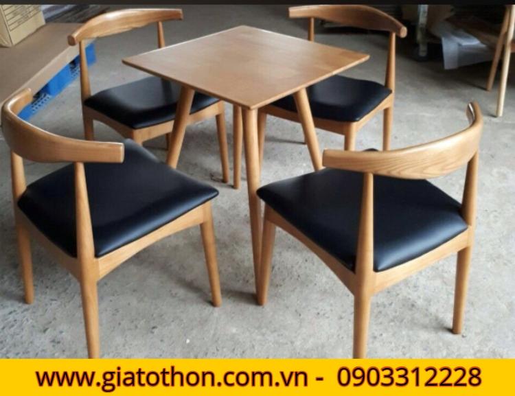 top 7  bàn ghế gỗ phòng ăn giá rẻ